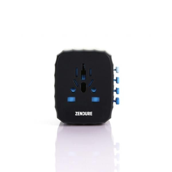 Zendure Passport Travel Adapter Electronics & Technology Gadget Best Deals CLEARANCE SALE Crowdfunded Gifts ProductView31670[1]